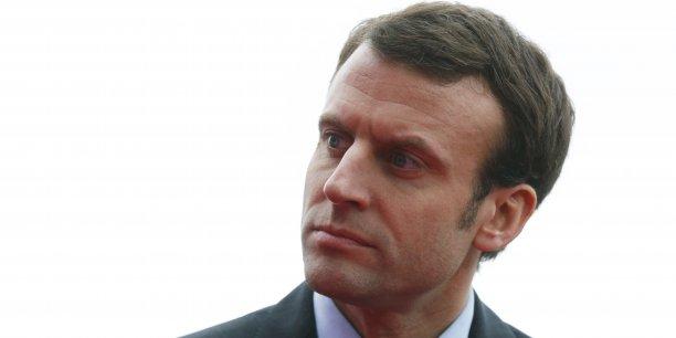 Emmanuel Macron, nouvelle star de Davos, mais obligé de ronger son frein en France alors que sa loi NOE (nouvelles opportunités économiques) prend l'eau de toutes parts, a pris une belle revanche.