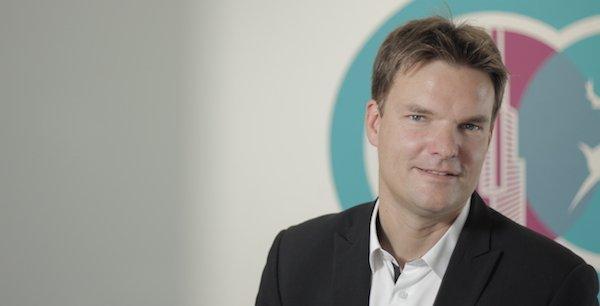 Julien Coulon, le cofondateur de la startup française Cedexis.