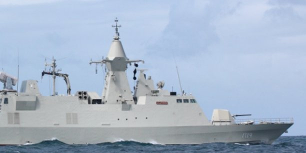 le chantier naval de Cherbourg, Constructions Mécaniques de Normandie (CMN) a signé un contrat avec Ryad pour la vente de 30 patrouilleurs de 35 mètres pour un montant de 600 millions de dollars
