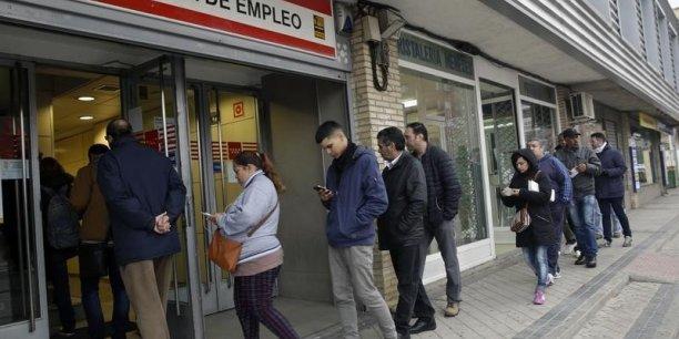525.100 emplois ont été créés en Espagne en 2015. Un succès ?