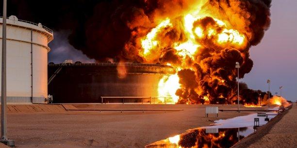 Après avoir pris le contrôle de Syrte, Daech a multiplié ses attaques ces derniers mois contre les terminaux pétroliers de la côte libyenne.