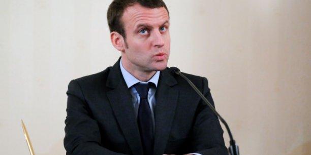 La baisse des tarifs des notaires permettra, selon Emmanuel Macron, d'accroître le nombre de petites transactions immobilières.
