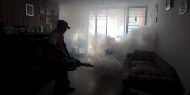 """Le virus Zika se propage actuellement en Amérique Latine, par un moustique, """"de manière explosive"""" avec 3 à 4 millions de cas attendus cette année sur le continent américain."""