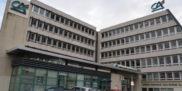 Près de 46 ans après sa création, le siège du Crédit Agricole Sud Rhône-Alpes accueillera les services administratifs de la ville de Grenoble fin 2017.