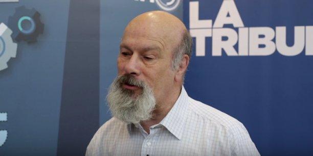 Claude Soria, coordinateur du Fablab festival