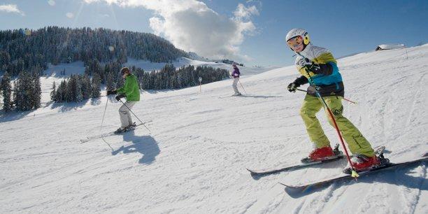 C'est autour du ski que se construira la station de demain.
