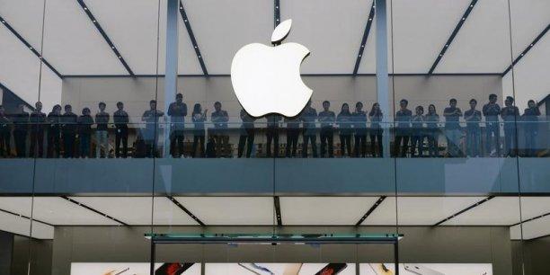 """Apple a bloqué certains iPhone 6 et 6+ dont la réparation du bouton """"Home"""" a été effectuée des boutiques """"non-agréées""""."""