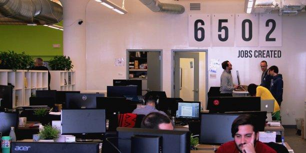 Pour le dernier jour du Bootcamp, les startups devront réaliser un pitch final face à un parterre d'investisseurs et de chef d'entreprise