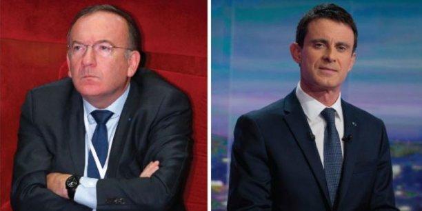 """Le président du Medef, Pierre Gattaz et le Premier ministre, Manuel Valls, jouent à se faire peur sur une éventuelle """"conditionnalité"""" des aides accordées aux entreprises. En vérité, rien ne bougera."""