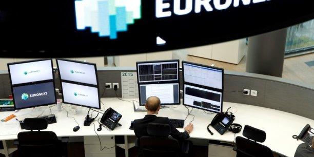 Euronext proposera à ses actionnaires un dividende en hausse de 48%, à 1,24 euro par action.