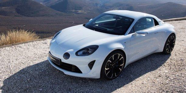 Le premier modèle de l'Alpine du XXIe siècle, Alpine Vision, sera commercialisé à près de 3.000 unités.