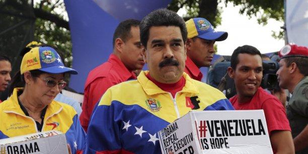 Nicolas Maduro a également annoncé une hausse de 20% du salaire minimum.