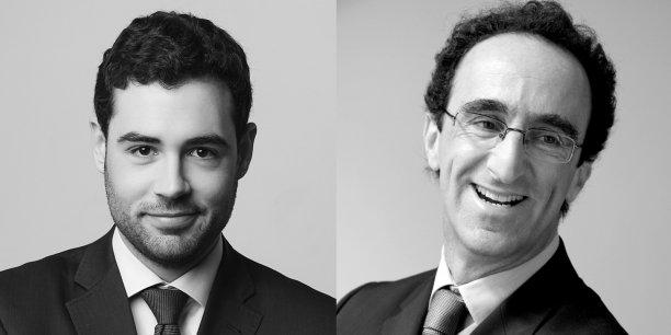 Jean Barrouillet et Philippe Schmidt
