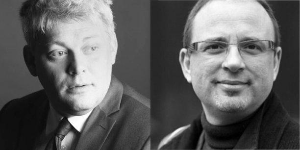 Romain Blachier et Yann Galut