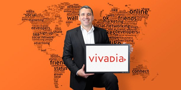 Mouhssine Jeroundi veut faire de Vivadia la première marketplace française et vise le marché européen.