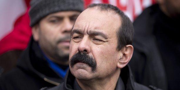 Philippe Martinez veut mobiliser l'ensemble des syndicats contre la loi Travail.