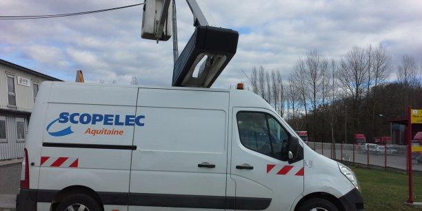 Nouvelle agence à Bordeaux, nouvelles ambitions pour le groupe Scopelec qui renforce ses positions en Nouvelles-Aquitaine où il a recruté 50 personnes cette année.