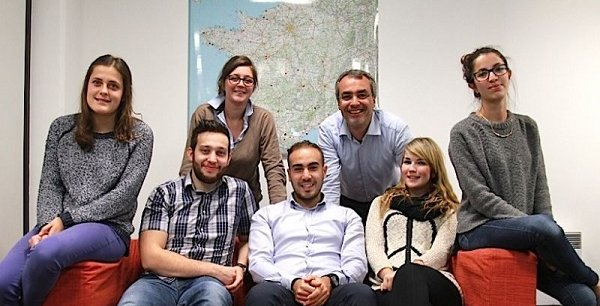 Happybreak compte six collaborateurs mais compte se développer pour démarcher les hôteliers et ainsi développer son offre.