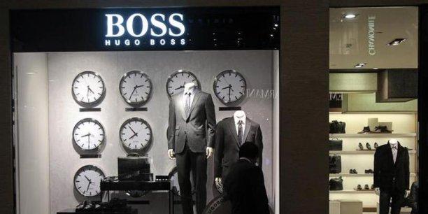 """Hugo Boss, spécialiste du prêt-à-porter haut de gamme, """"va se confronter sans délai à la question de qui va succéder à Claus-Dietrich Lahrs comme PDG"""""""