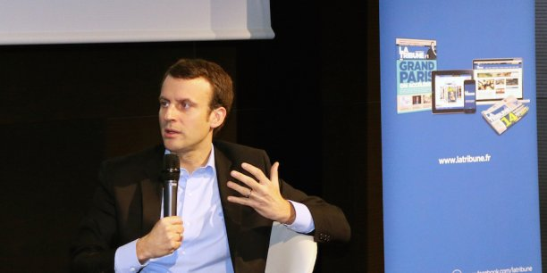 """Pour Emmanuel Macron, le plafonnement des indemnités prud'homales et la """"clarification"""" de la définition des licenciements économiques vont «permettre de sortir du dualisme du marché du travail en autorisant les plus fragiles à accéder à un CDI dès lors que l'employeur n'aura plus peur du coût de la rupture"""""""