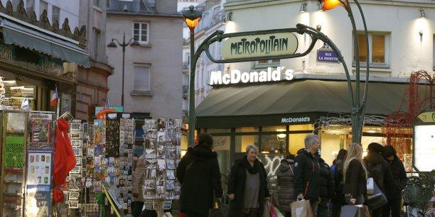 Après le poulet, McDonald's passe des contrats pour du boeuf, des céréales et des pommes françaises
