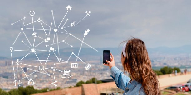 De plus en plus de services urbains sont associés au numérique.
