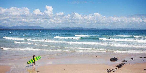 L'Ocean Living Lab est désormais transfrontalier, l'économie bleue de la glisse s'étale de Hossegor à Zarautz en Pays basque espagnol.