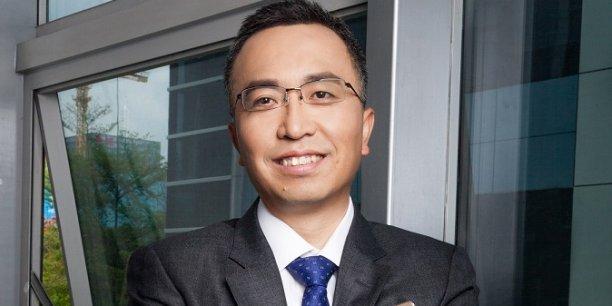 George Zhao, le directeur général d'Honor.