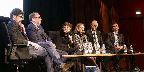 """La ministre """"baby boomeuse"""", Michèle Delaunay s'est servie de son propre exemple pour évoquer le potentiel de la silver économie et les atouts que pouvaient potentiellement représenter les innovations tous azimuts en direction de ces consommateurs."""