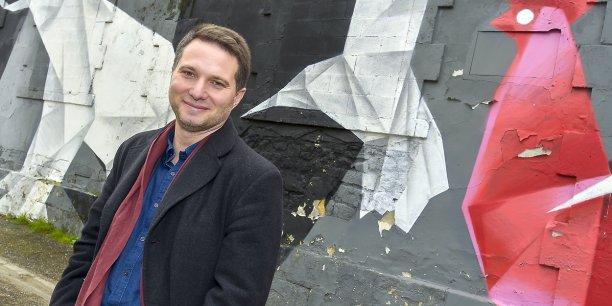 Fabien Cauchi, fondateur de Metapolis