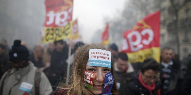 La CGT, FO et Solidaires prévoient une nouvelle journée de grèves et manifestations le 31 mars.