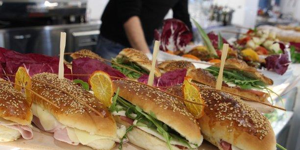 Il s'est vendu 2,26 milliards de sandwichs en 2015 en France, soit 3,2% de plus que l'année précédente.