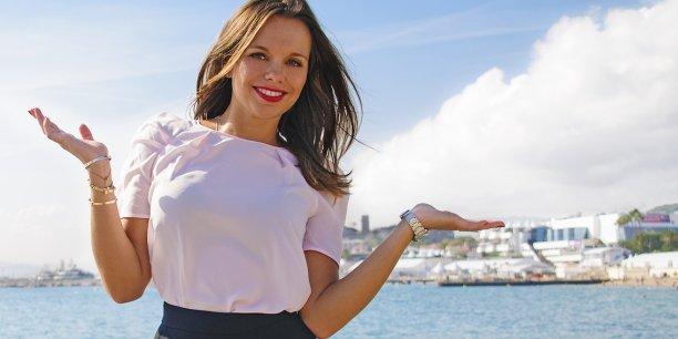 Audrey Lieutaud, fondatrice de Monpetitbikini.com