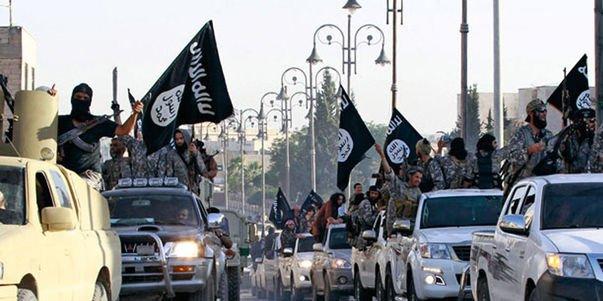 """Daech a installé un """"califat"""" à cheval entre l'Irak et la Syrie."""