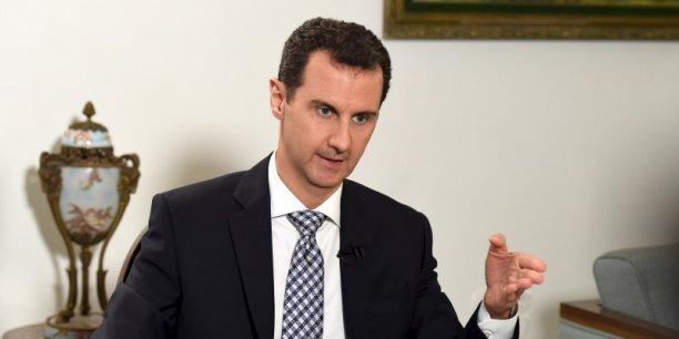 """Ce que le gouvernement syrien entend par """"transition politique"""", c'est une période qui doit permettre l'élaboration d'une nouvelle Constitution et la formation d'un nouveau gouvernement, avec la participation de l'opposition, a précisé le ministre des Affaires étrangères syrien."""