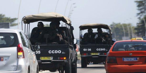 """Les forces de sécurité ivoiriennes ont été dépêchées sur place et """"neutralisé"""" les assaillants."""