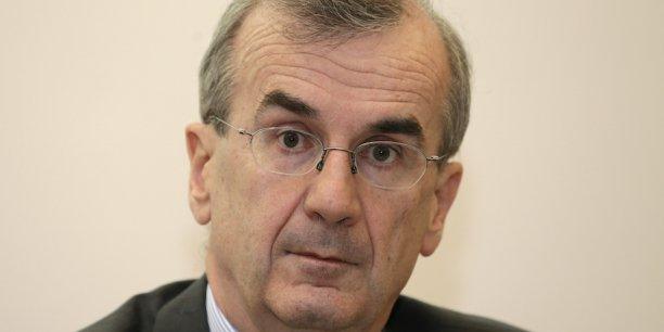 François Villeroy de Galhau a annoncé que l'institution a vu son bénéfice net augmenter de 8% en 2015, à 2,23 milliards d'euros.