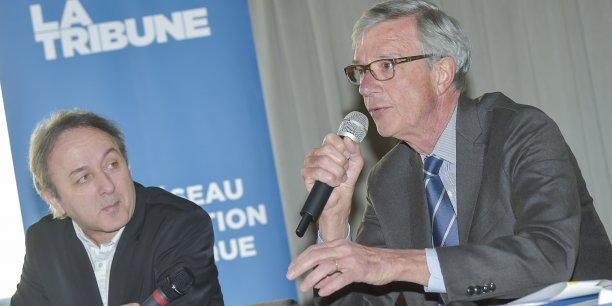 A quelques mois de la fin de sa présidence de la CCI régionale, Laurent Courbu revient sur les dossiers les plus chauds de ses mandatures successives.