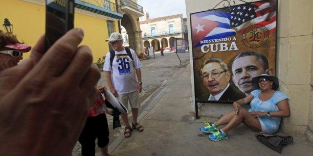 La visite du président américain Barack Obama à Cuba, constitue la première d'un président américain depuis 88 ans.