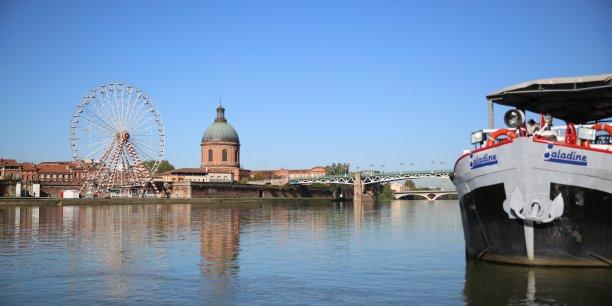 Entre 70 000 et 95 000 visiteurs étrangers se sont rendus à Toulouse dans le cadre de l'Euro.
