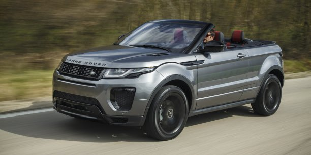 land rover evoque convertible on aimerait tant l 39 aimer. Black Bedroom Furniture Sets. Home Design Ideas