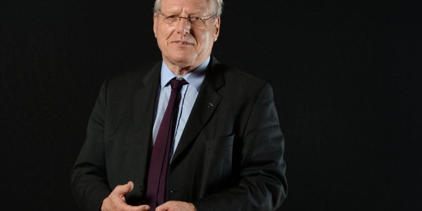 Bernard Devert, président-fondateur d'Habitat et humanisme.