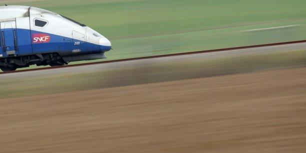 Le WiFi disponible dès jeudi dans les TGV Paris-Lyon — SNCF