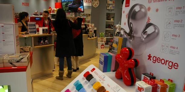 Le concept-store développé à Saint-Etienne pourrait être dupliqué à Lyon d'ici 2018.