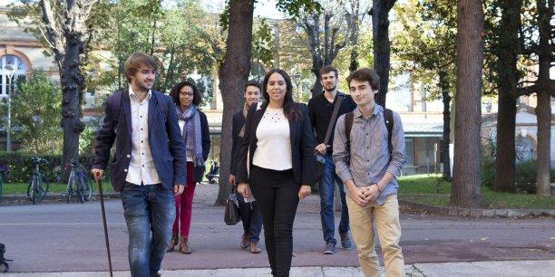 Il y a 1 609 étudiants à Sciences Po Toulouse
