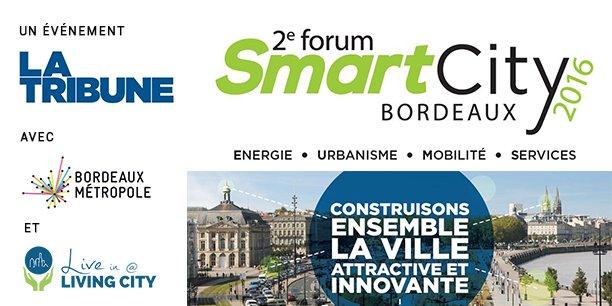 La 2e édition de Smart City Bordeaux accueille plusieurs villes-témoins : outre la capitale girondine, seront présentes Bilbao, Lisbonne et Montréal.