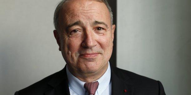 Thierry de La Tour d'Artaise, PDG du groupe SEB