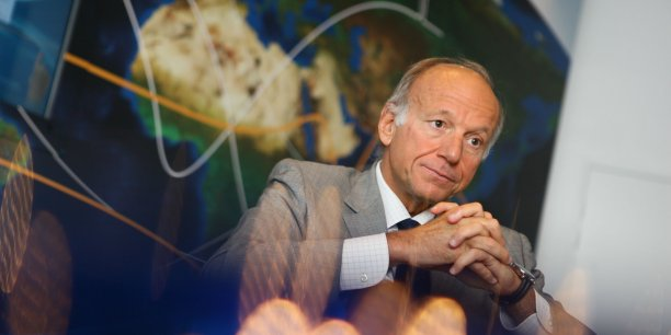 Entretien avec François Auque, directeur général de Space Systems.