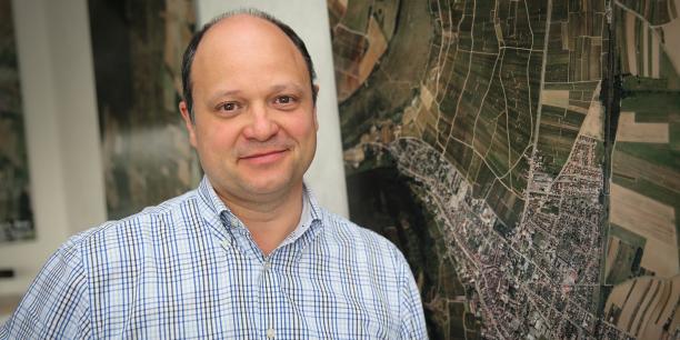 Lionel Suchet est directeur Innovation, applications et sciences du Cnes