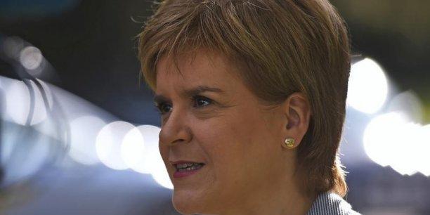 Nicola Sturgeon, première ministre écossaise, s'est rendue à Bruxelles. Mais que peut Bruxelles pour elle ?